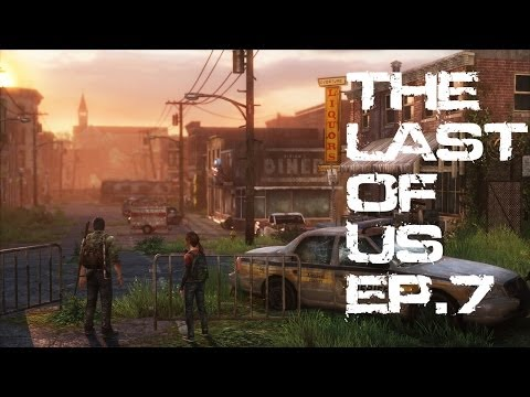 "The Last Of Us PART.7 ""Arriving in town""/ FLOWERS IN THE ATTIC"