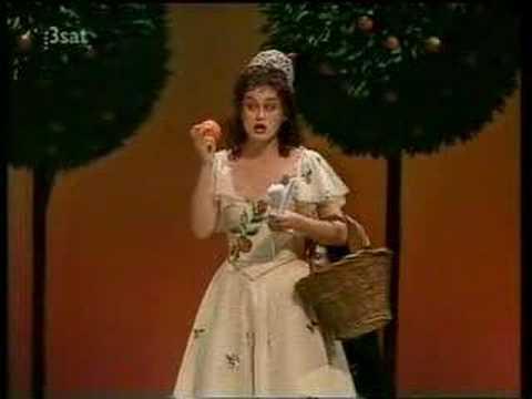 """Vesselina Kasarova 1991 - Rossini: Il Barbiere di Siviglia """""""