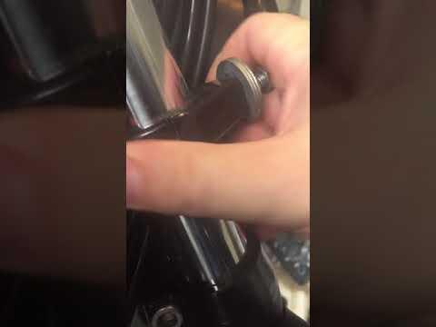 Yamaha Bolt HD Quarter Fairing
