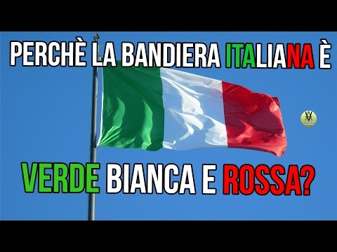 Perchè la bandiera Italiana è Verde, Bianca e Rossa? - Sicuro di sapere? 1#