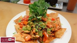 Tuna Poke Asian Nachos - How To Make Sushi Series