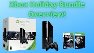 Xbox 360 500GB Holiday Bundle Unboxing (2014)