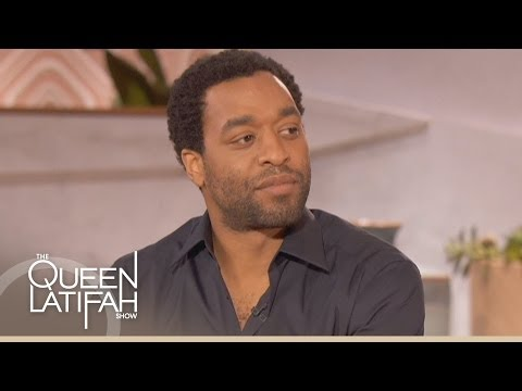 Chiwetel Ejiofor on The Queen Latifah Show