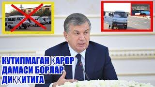 КУТИЛМАГАН ҚАРОР ЭНДИ ДАМАСИ БОР ОДАМЛАР...