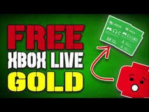 FREE XBOX LIVE GOLD GENERATOR DOWNLOAD!! *LEGIT*