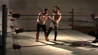 JYW Heavyweight Champion Aiden Andrews vs Venum