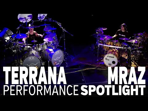 Performance Feature: Mike Terrana and Dali Mráz