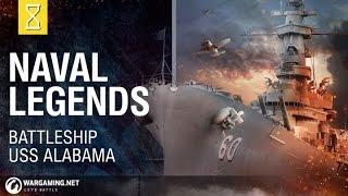 Naval Legends - Battleship USS Alabama