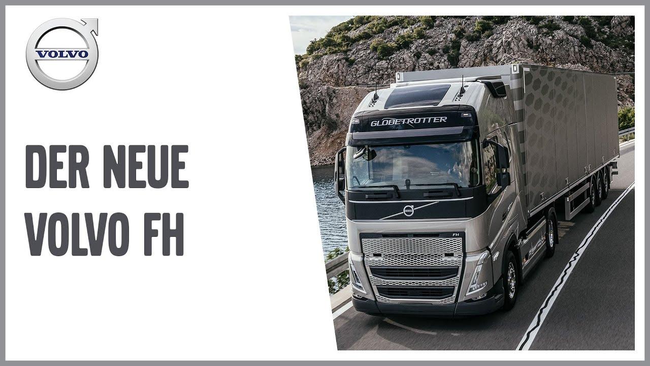 Der neue Volvo FH