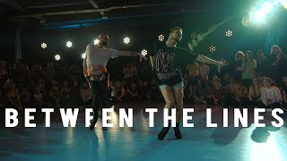 "YANIS MARSHALL & BRIAN FRIEDMAN HEELS CHOREOGRAPHY ""BETWEEN THE LINES"" ROBYN FEAT JADE CHYNOWETH"