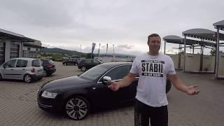 Обзор моей Ауди А6 (Audi A6) ))