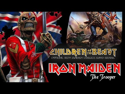 Children of the Beast - The Trooper (Live in Blumenau-SC)