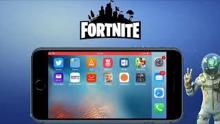 Fortnite Mobile Hack V Bucks iOS & Android (2018)