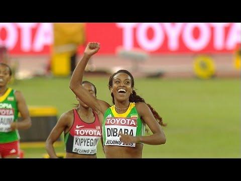 AOTY 2015 - Finalist: Genzebe Dibaba ETH