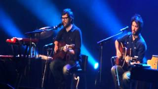 Flight Of The Conchords- Hurt Feelings & Inner City Pressure (Perth, 18/07/12)
