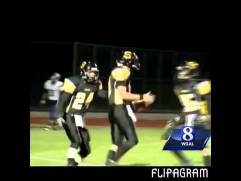 Evan Hess #25 - Solanco High School