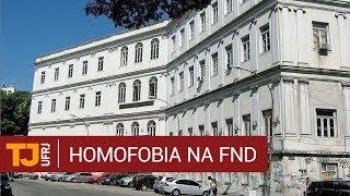 Homofobia na FND