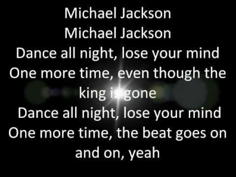 Cash Cash  Michael Jackson The Beat goes on Lyrics
