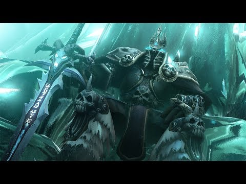 Fall Of The Lich King Remastered (World Of Warcraft Cinematic)
