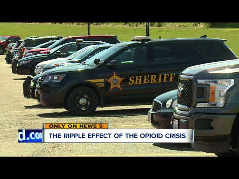 Opioid crisis challenging budgets in Portage County as jails face overcrowding amid $21M expansion