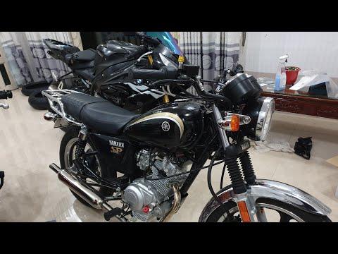 Review Xe Yamaha YB 125 SP 2018.