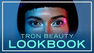 Tron Beauty Lookbook | Disney Style