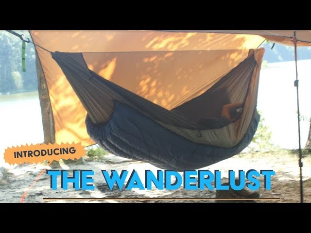 The Wanderlust Hammock Gear Complete Camping Kit