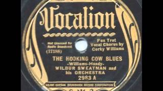 The Hooking Cow Blues - Wilbur Sweatman and his Orchestra
