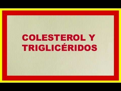 Para y altos el trigliceridos colesterol hierbas