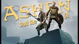 Zagrajmy w ASHEN  - Nowy Soulslike? Przetestujmy! (01) #live #giveaway - Na żywo