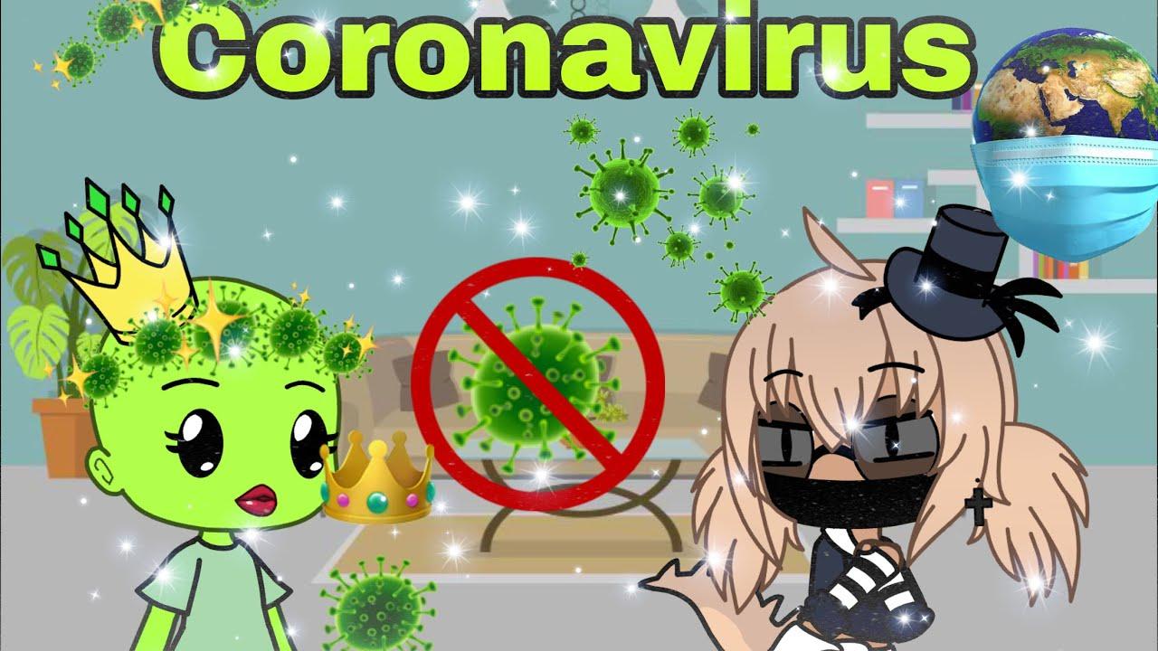 Coronavirus Meme Cardi B Gacha Life Youtube