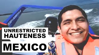 Mayan Ruins, Speed Boats & Zip Lines in Mexico! (Highlight)