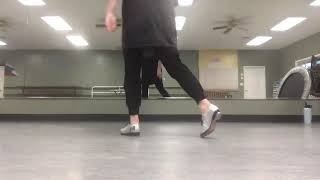 Justin Advanced Tap Combo 5:27