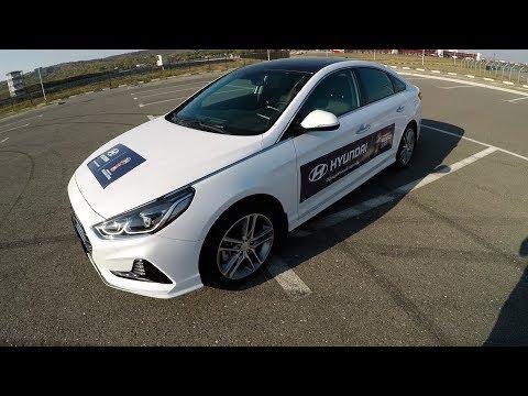 Тест Драйв Hyundai Sonata 2017 Стоит ли покупать вместо Camry