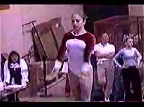 Courtney Kupets 2003 US Classic AA Beam (arabian double)
