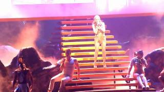16-Kylie Minogue Looking For an Angel Live Aphrodite World Tour Monterrey Mexico