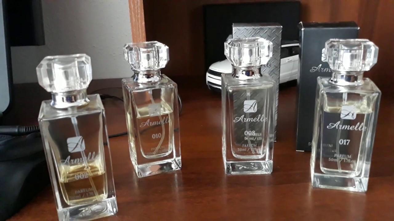 Мужские ароматы моих мужчин.