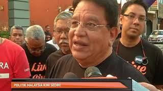 Politik Malaysia kini sedih!