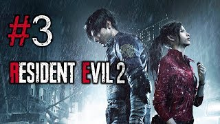 "Resident Evil 2 Remake, Hardcore Blind Run - ""Ansia"" #3"