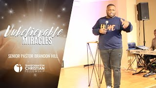 What God Can Do Through You | Pastor Brandon Hill
