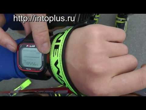 Пульсометры Polar с GPS юным олимпийцам биатлонистам