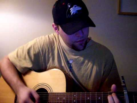 Cryin for me (Waymans Song) - Toby Keith (Acoustic Cover)