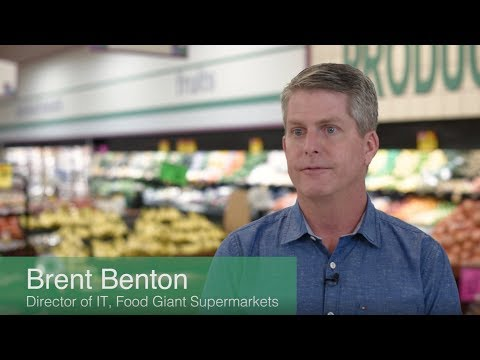 Food Giant and ControlScan Managed Security, PCI Compliance