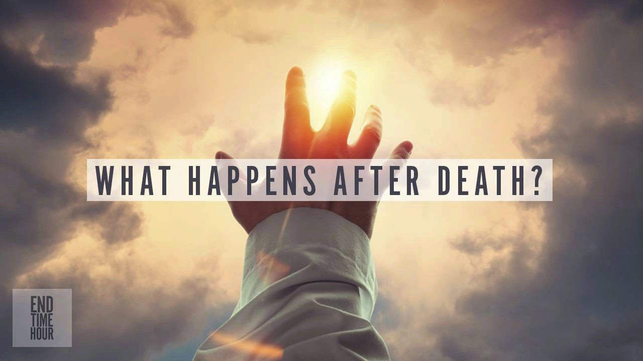 What Happens After Death? - YouTube