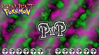 Roblox Project Pokemon PvP Battles - #106 - Foxxy1112