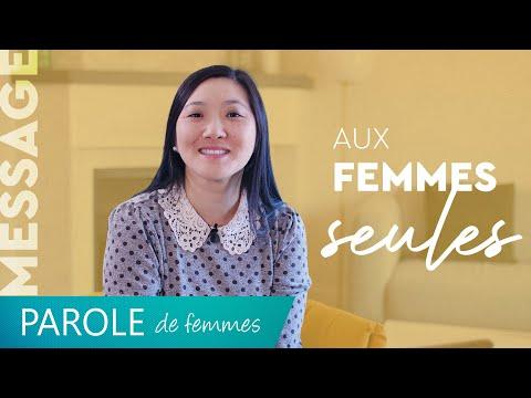 Message aux femmes seules - Parole de femmes - Annabelle Sourdril