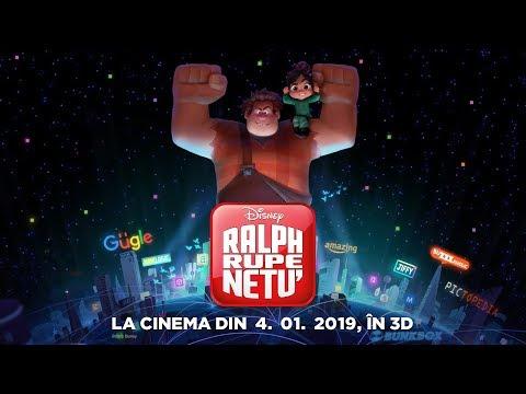 Ralph rupe netu' (Ralph Breaks The Internet - Wreck-It Ralph 2) - TRLG - dublat - 2019