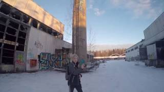 AGA abandoned gas factory w/ joel