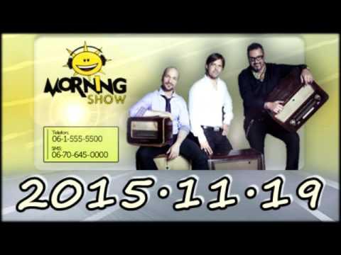 Class FM Morning Show Adás 2015 11 19 [Csütörtök] Csoki nyuszi-mikulás, Ovis füllentés, Válótársak letöltés