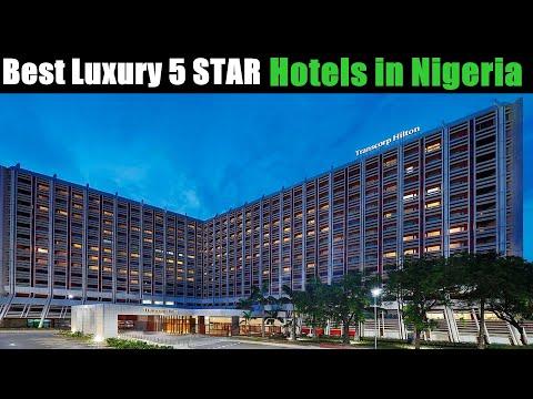 Best Luxury 5 STAR Hotels in Nigeria 2020